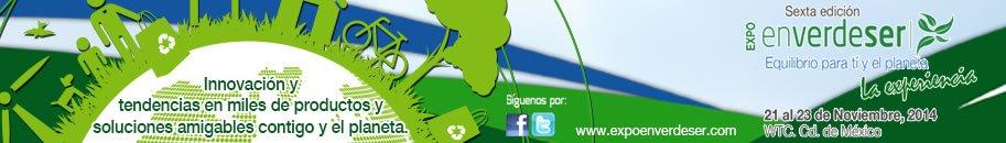 Expo en verde ser
